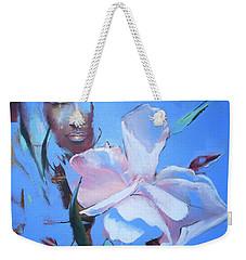 Oleandera Weekender Tote Bag