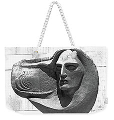 Oliver Pollock Statue  Weekender Tote Bag