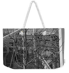 Olympic Torch - Athens Summer Games Weekender Tote Bag