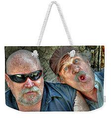 On A Napanee Stoop One Day Weekender Tote Bag
