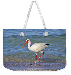 One Step At A Time Weekender Tote Bag by Betsy Knapp