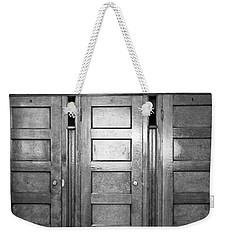 One Two Three Weekender Tote Bag
