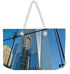 One Wtc Rising Weekender Tote Bag