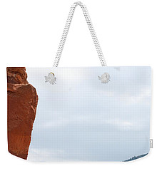 Only A Photographer Would Do.. Weekender Tote Bag by Randy J Heath