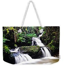 Onomea Falls Weekender Tote Bag