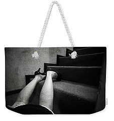 Oops... Weekender Tote Bag by Laura Melis