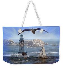 Oregon Coast Composite Weekender Tote Bag