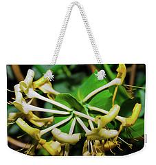 Overblown Perfoliate Weekender Tote Bag