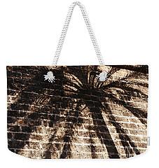 Palm Tree Cup Weekender Tote Bag