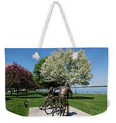 Palmer Park In Spring 2 Weekender Tote Bag