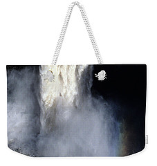 Weekender Tote Bag featuring the photograph Palouse Falls by Sharon Elliott