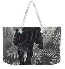 Panther By The Water Weekender Tote Bag
