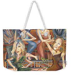 Paparazzi Paradise Weekender Tote Bag