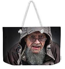 Pappy Weekender Tote Bag