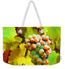 Paschke Grapes Weekender Tote Bag
