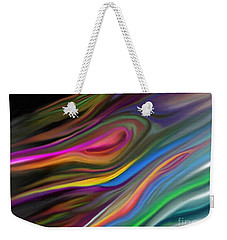 Passion Weekender Tote Bag by Rand Herron