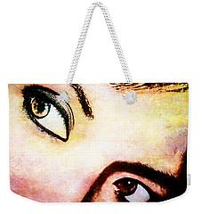 Passionate Eyes Weekender Tote Bag