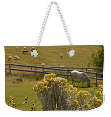 Pastures Weekender Tote Bag