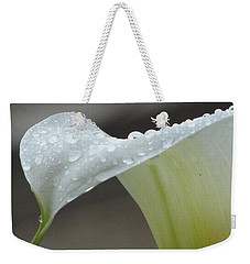 Weekender Tote Bag featuring the photograph Peaceful Moments by Tiffany Erdman