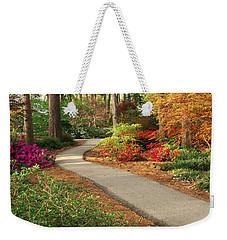 Peaceful Path Weekender Tote Bag