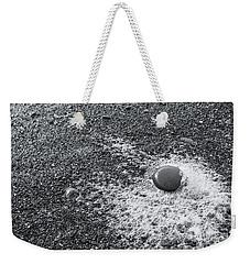 Pebble On Foam Weekender Tote Bag