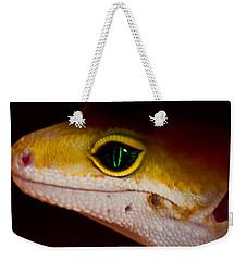 Peeping Mike Weekender Tote Bag