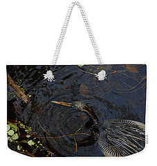 Perfect Catch Weekender Tote Bag by David Lee Thompson