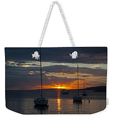 Perfect Ending In Puerto Rico Weekender Tote Bag