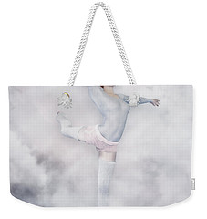 Perfection Weekender Tote Bag by Jutta Maria Pusl