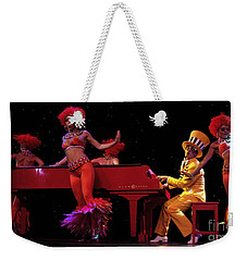 Performance 2 Weekender Tote Bag by Bob Christopher