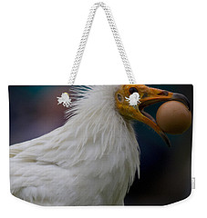 Pharaos Chicken  Weekender Tote Bag by Heiko Koehrer-Wagner