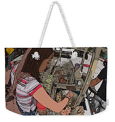 Philippines 91 Street Food Weekender Tote Bag