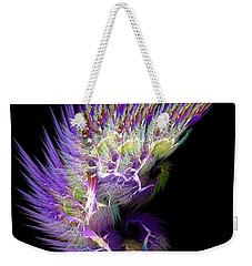 Phoenix's Wing Weekender Tote Bag by Lourry Legarde
