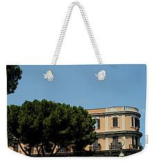 Piazza Cavour Weekender Tote Bag