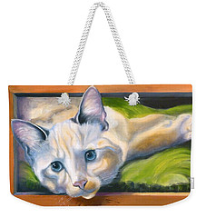 Picture Purrfect Weekender Tote Bag