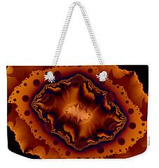 Pieces Of Nature Weekender Tote Bag