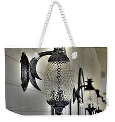 Pineapple Lights Weekender Tote Bag