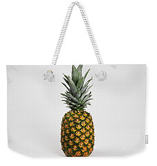 Pineapple Weekender Tote Bag by Photo Researchers, Inc.
