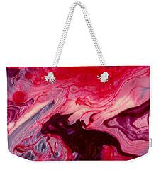 Pink Polish Weekender Tote Bag