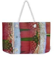 Pink Sugarcane 3 Weekender Tote Bag