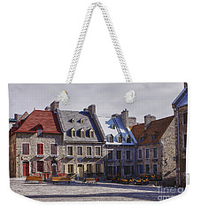 Place Royale Weekender Tote Bag by Eunice Gibb