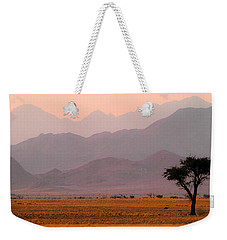 Plain Tree Weekender Tote Bag