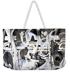 Planetary Forest Weekender Tote Bag