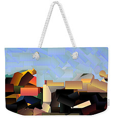 Playground Weekender Tote Bag by Donna G Smith