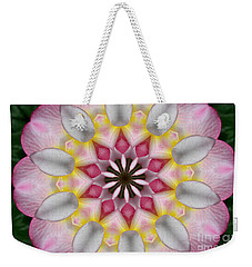 Plumeria 3 Weekender Tote Bag