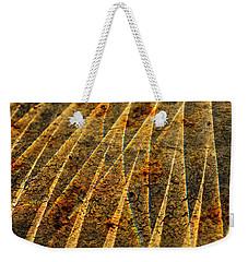 Points Of Light Weekender Tote Bag