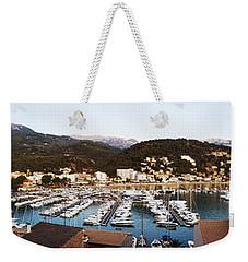 Port Of Soller Weekender Tote Bag