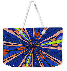 Portal To The Past Weekender Tote Bag by Alec Drake
