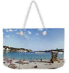 Porto Cristo Beach Weekender Tote Bag