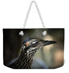Portrait Of A Roadrunner  Weekender Tote Bag